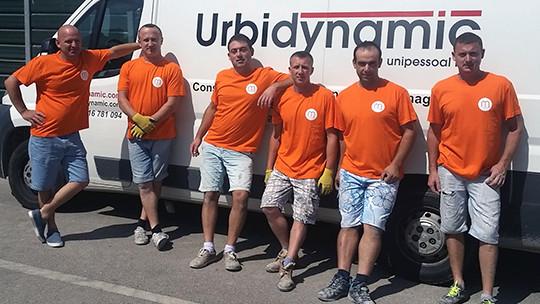 Urbidynamic working team