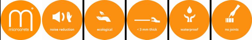 microcement characteristics